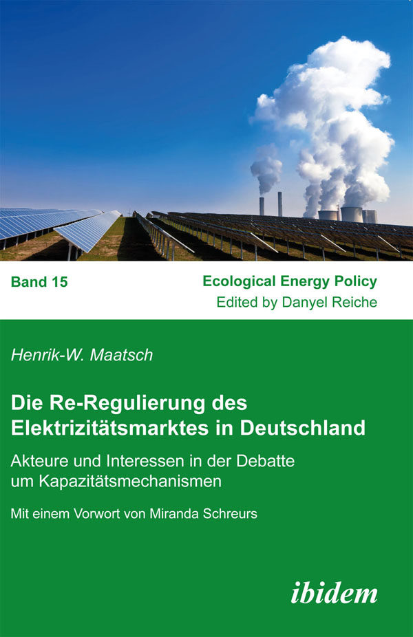 Ecological Energy Policy