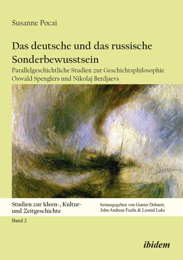 Studien zur Ideen-, Kultur- und Zeitgeschichte