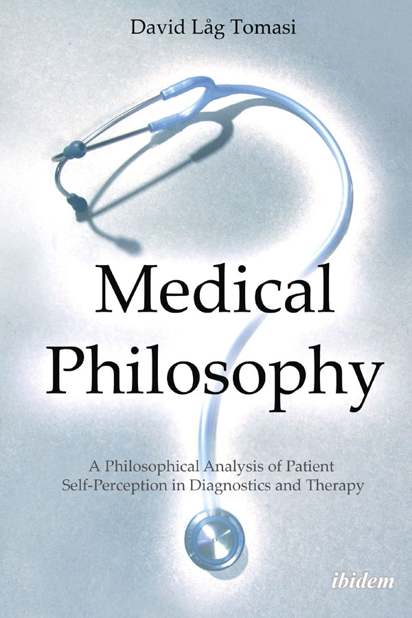 Studies in Medical Philosophy