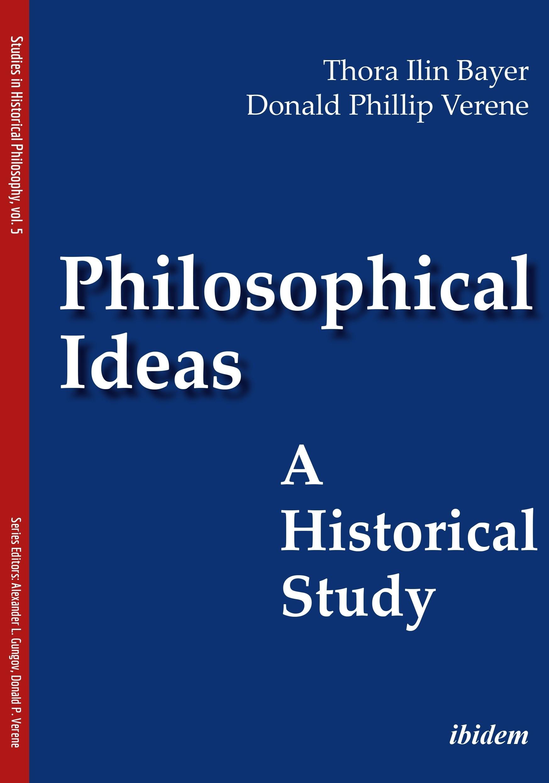 Studies in Historical Philosophy