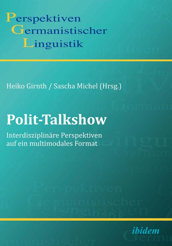 Perspektiven Germanistischer Linguistik