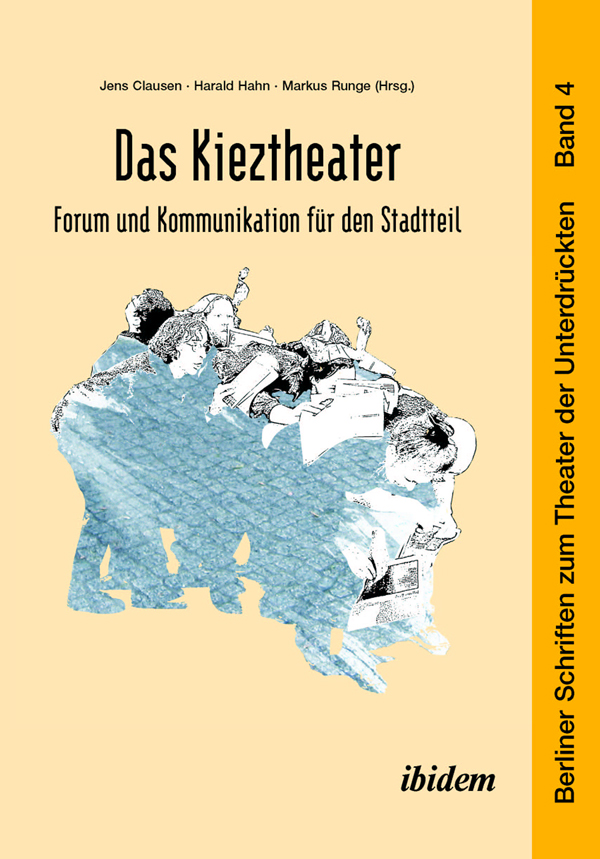 Berlin Papers on the Theatre of the Oppressed
