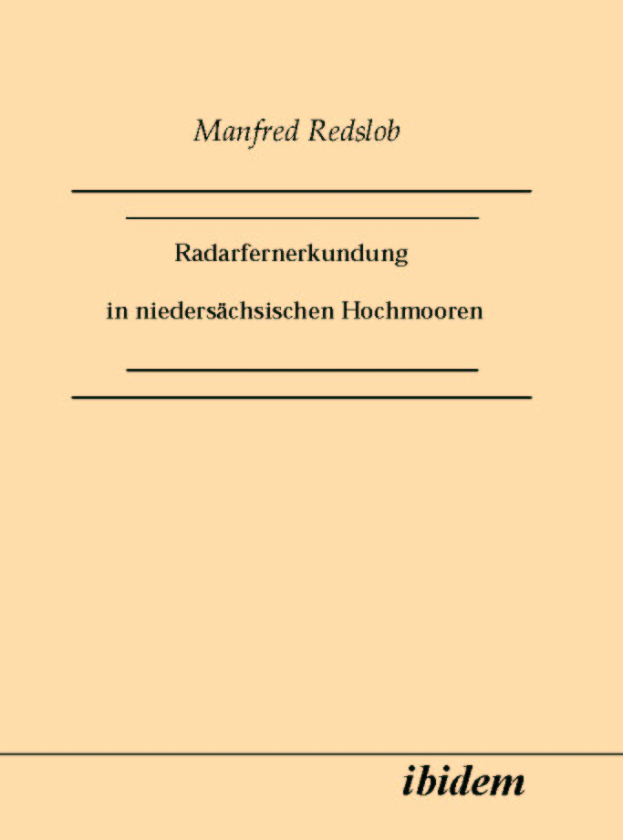 Radarfernerkundung in niedersächsischen Hochmooren