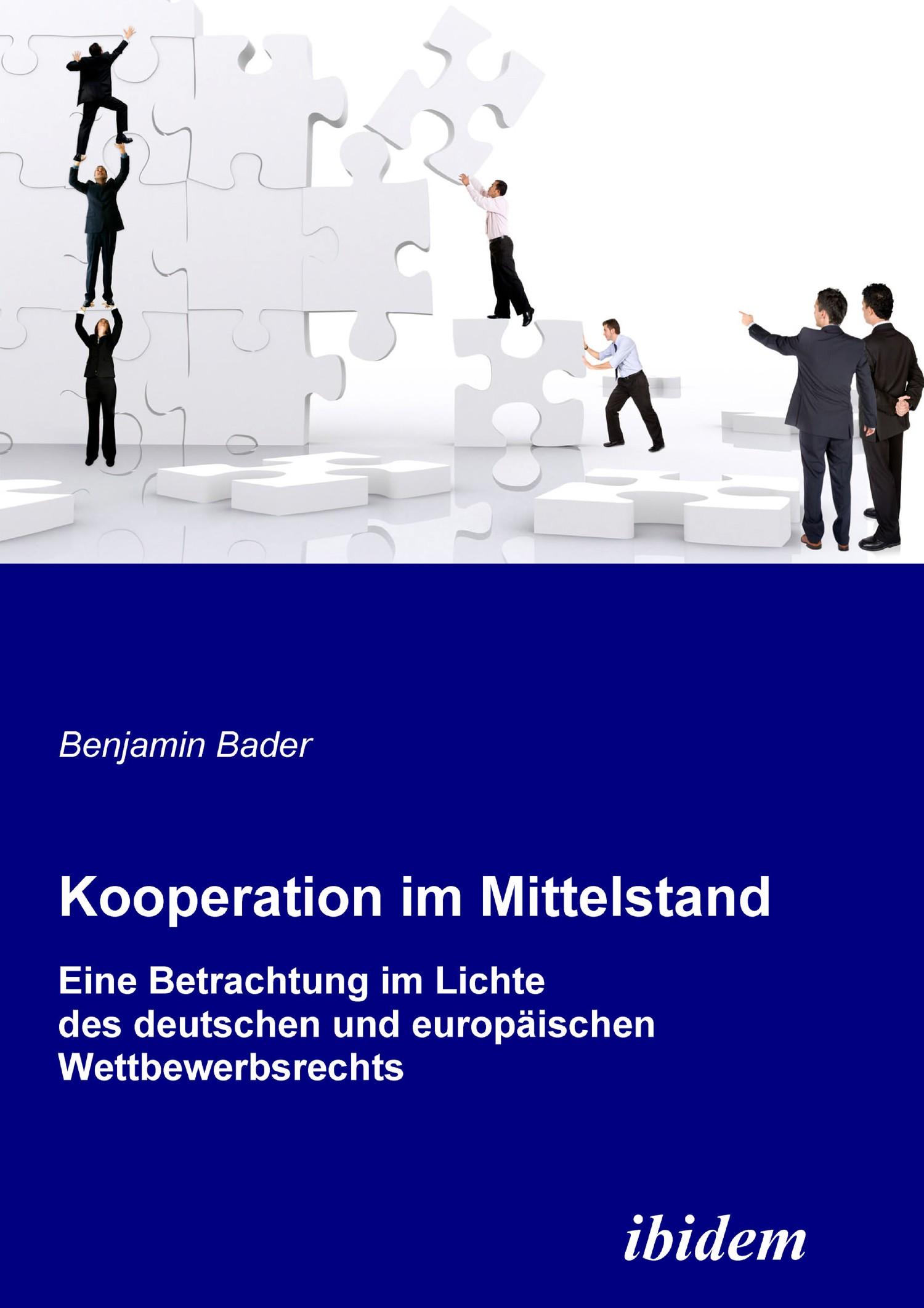 Kooperation im Mittelstand