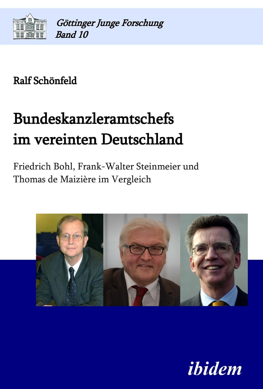 Bundeskanzleramtschefs im vereinten Deutschland