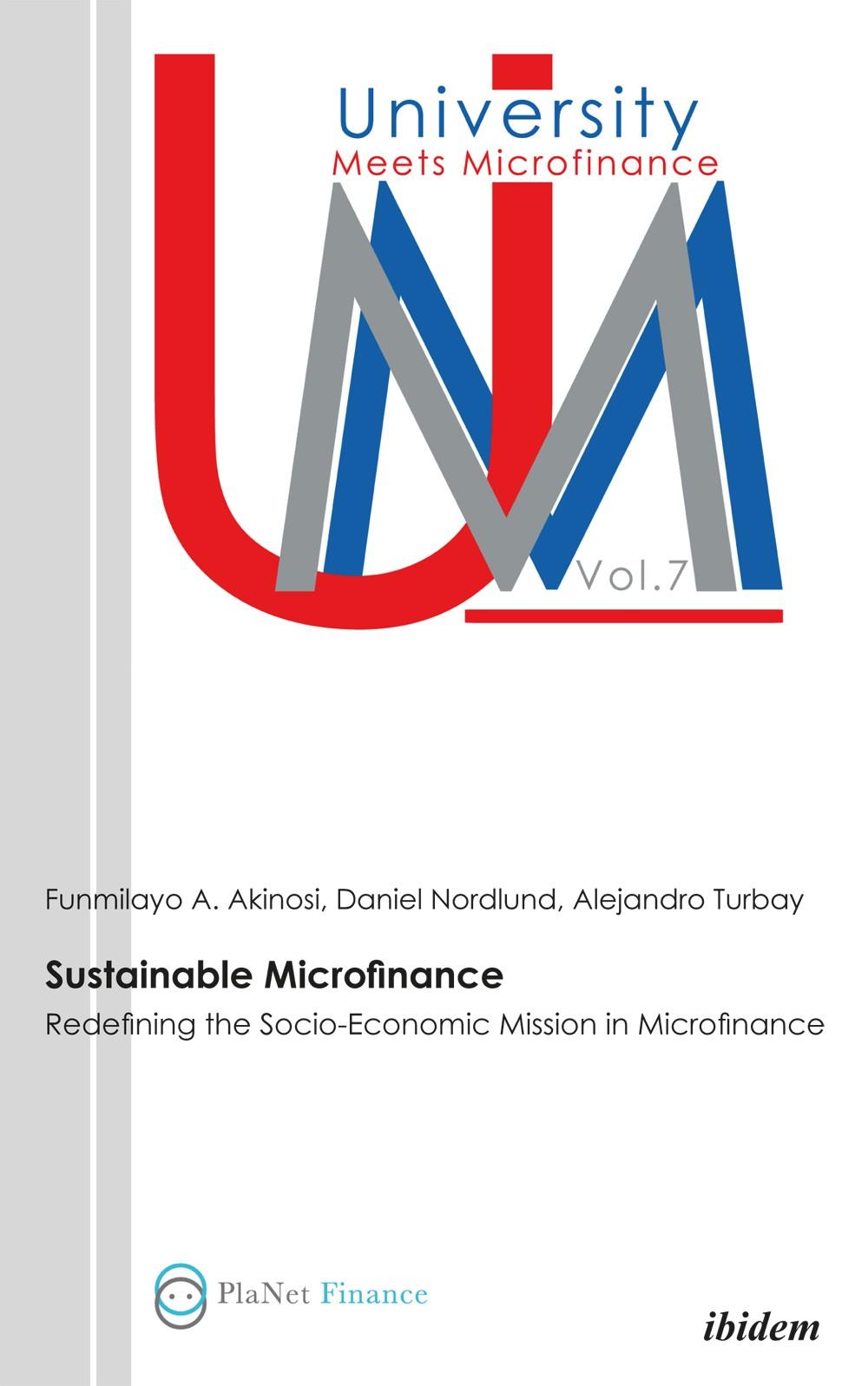 Sustainable Microfinance
