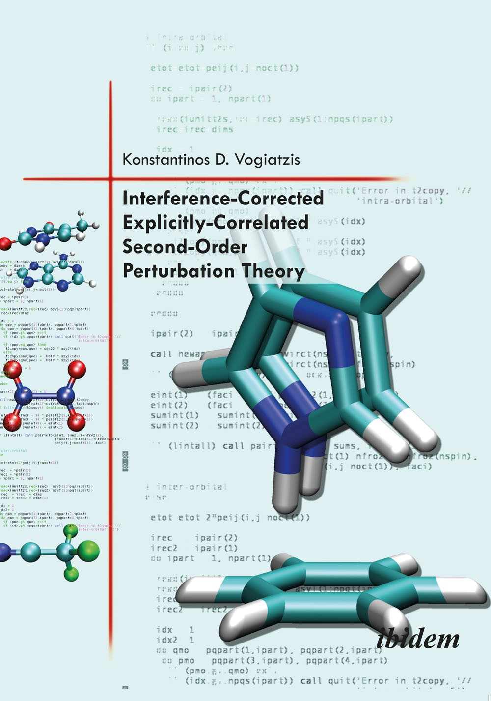Interference-Corrected Explicitly-Correlated Second-Order Perturbation Theory