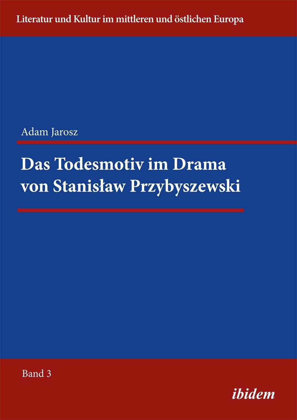 Das Todesmotiv im Drama von Stanisław Przybyszewski
