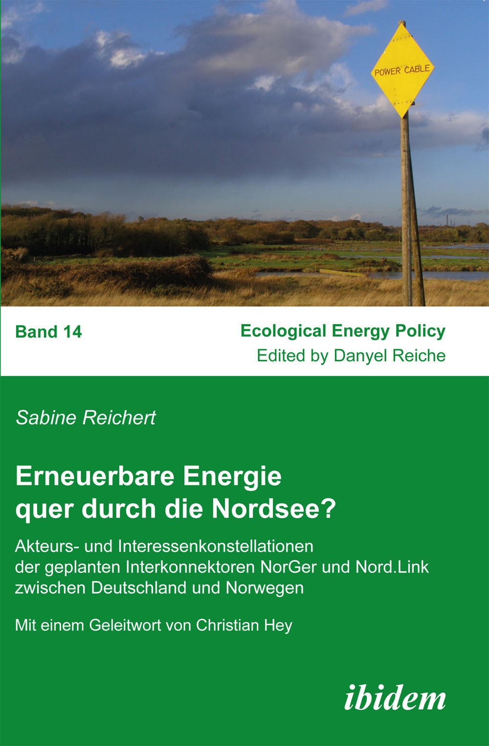 Erneuerbare Energie quer durch die Nordsee?