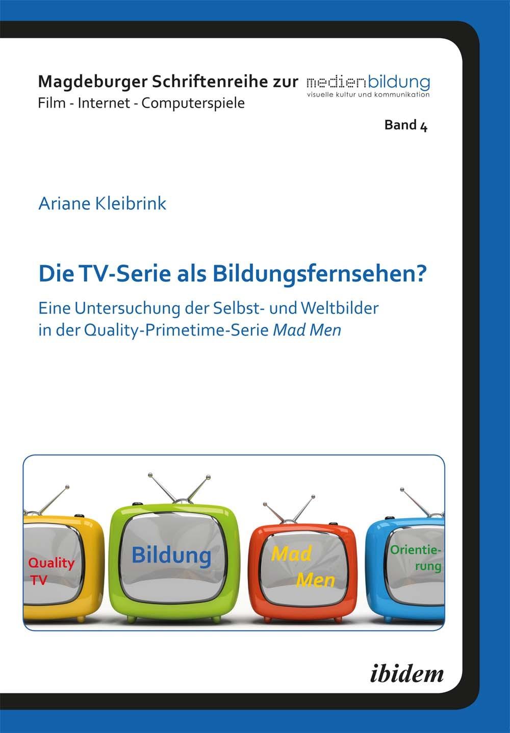 Die TV-Serie als Bildungsfernsehen?