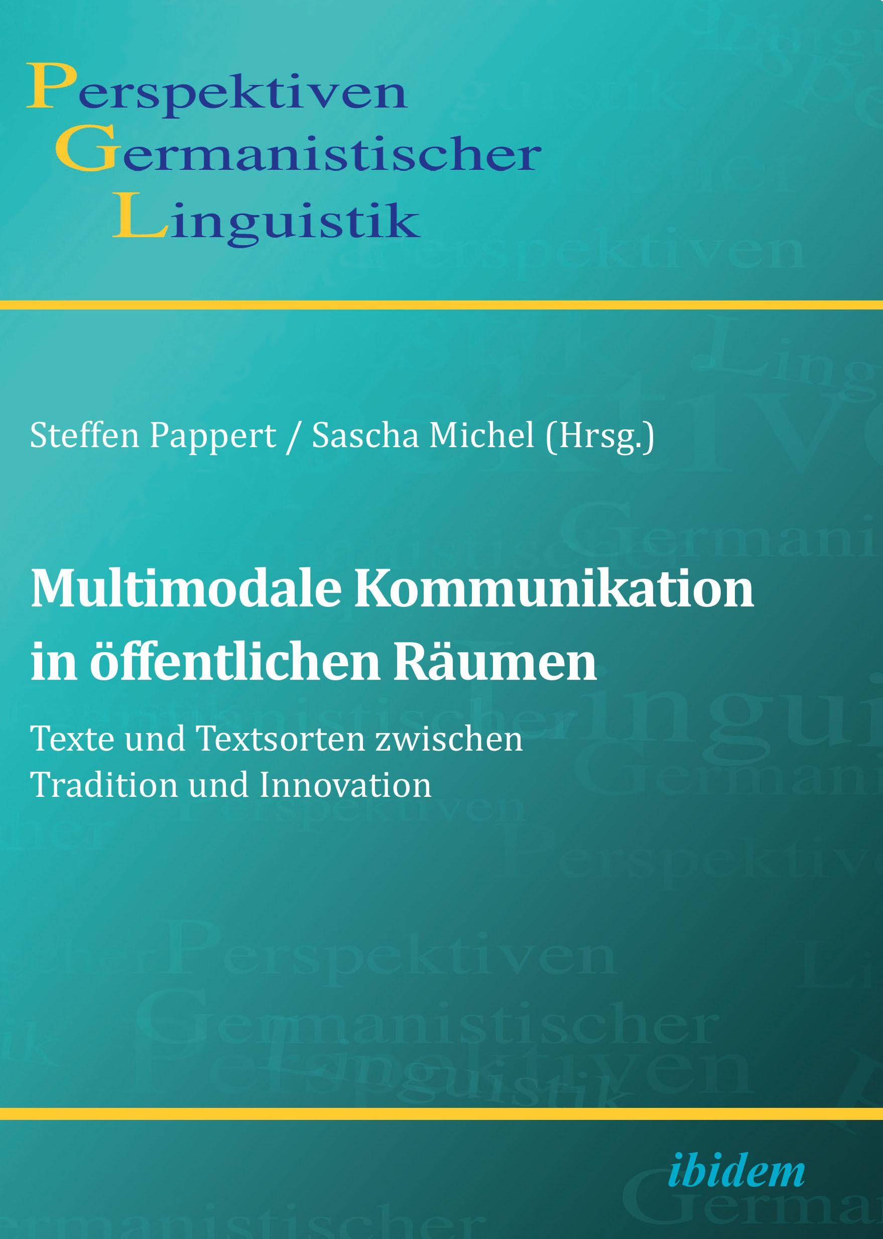Multimodale Kommunikation in öffentlichen Räumen