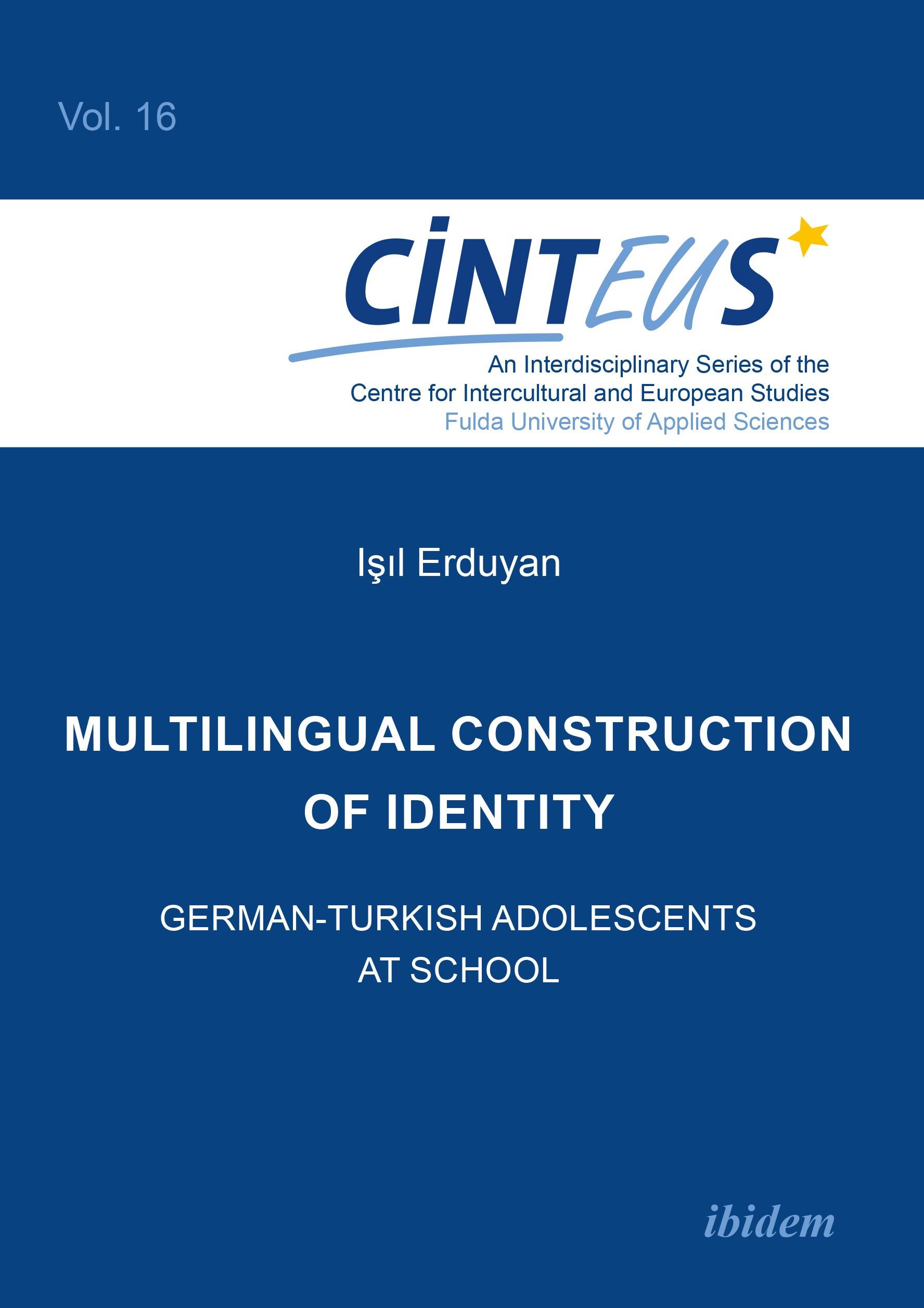 Multilingual Construction of Identity