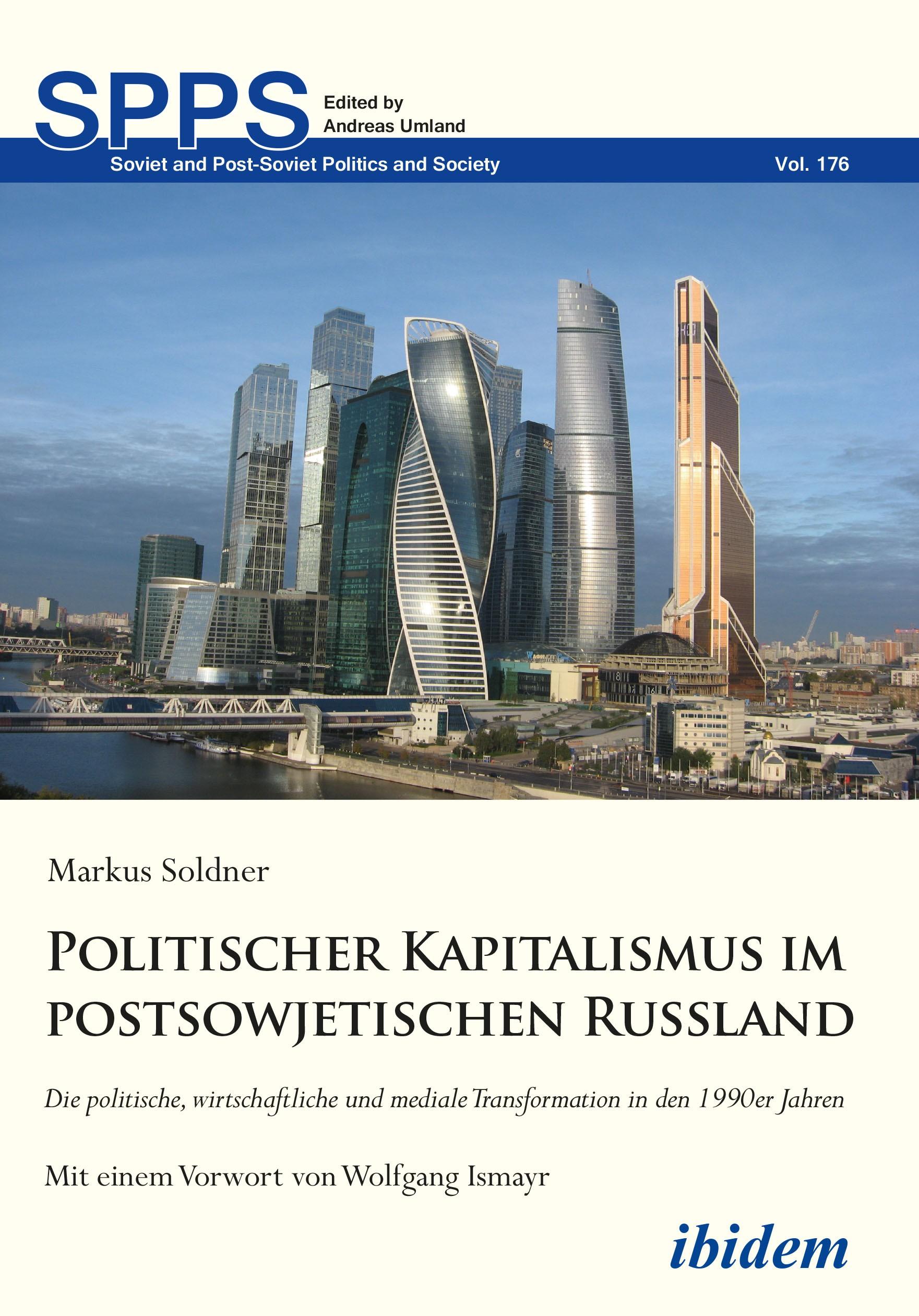 Politischer Kapitalismus im postsowjetischen Russland