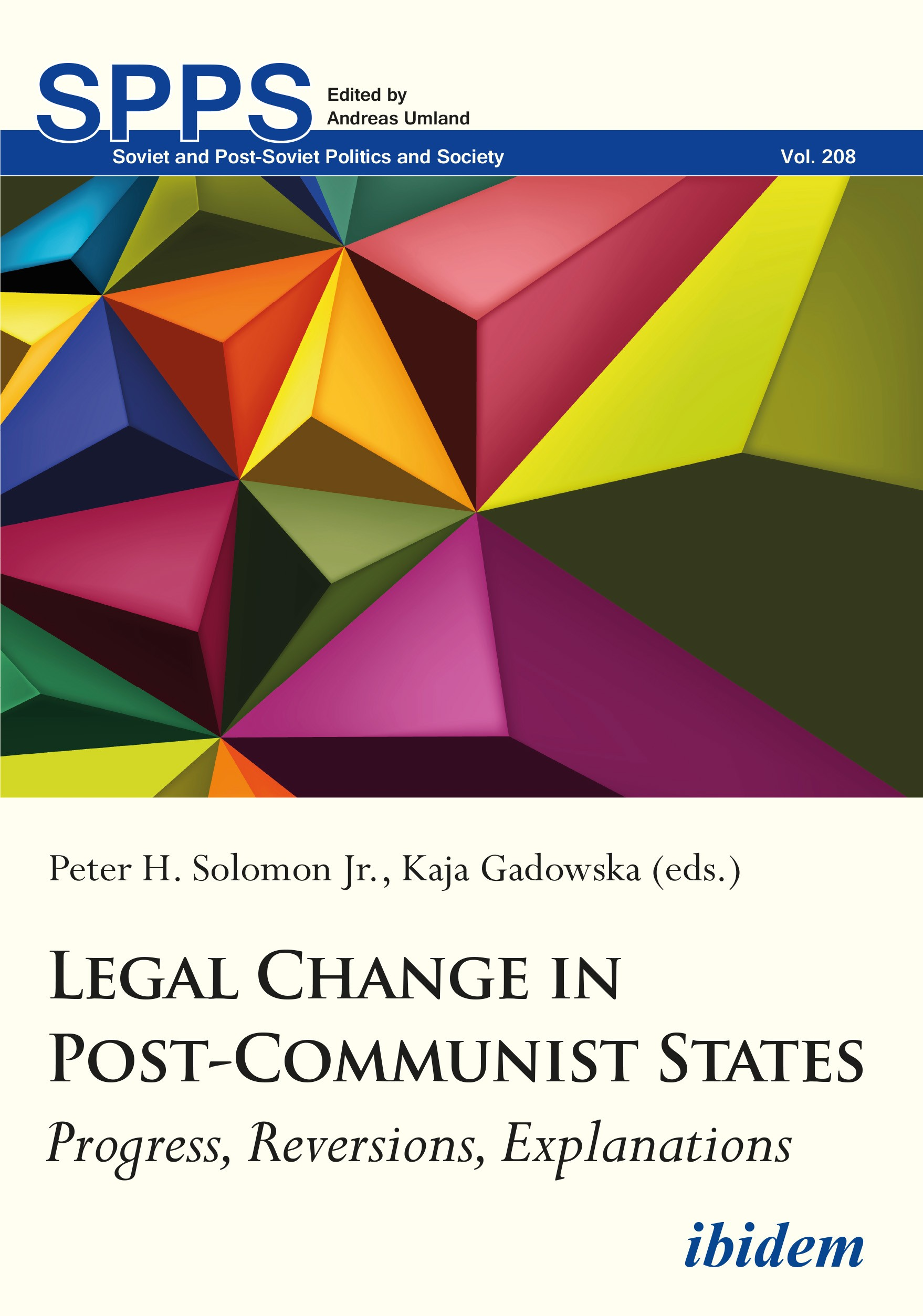 Legal Change in Post-Communist States