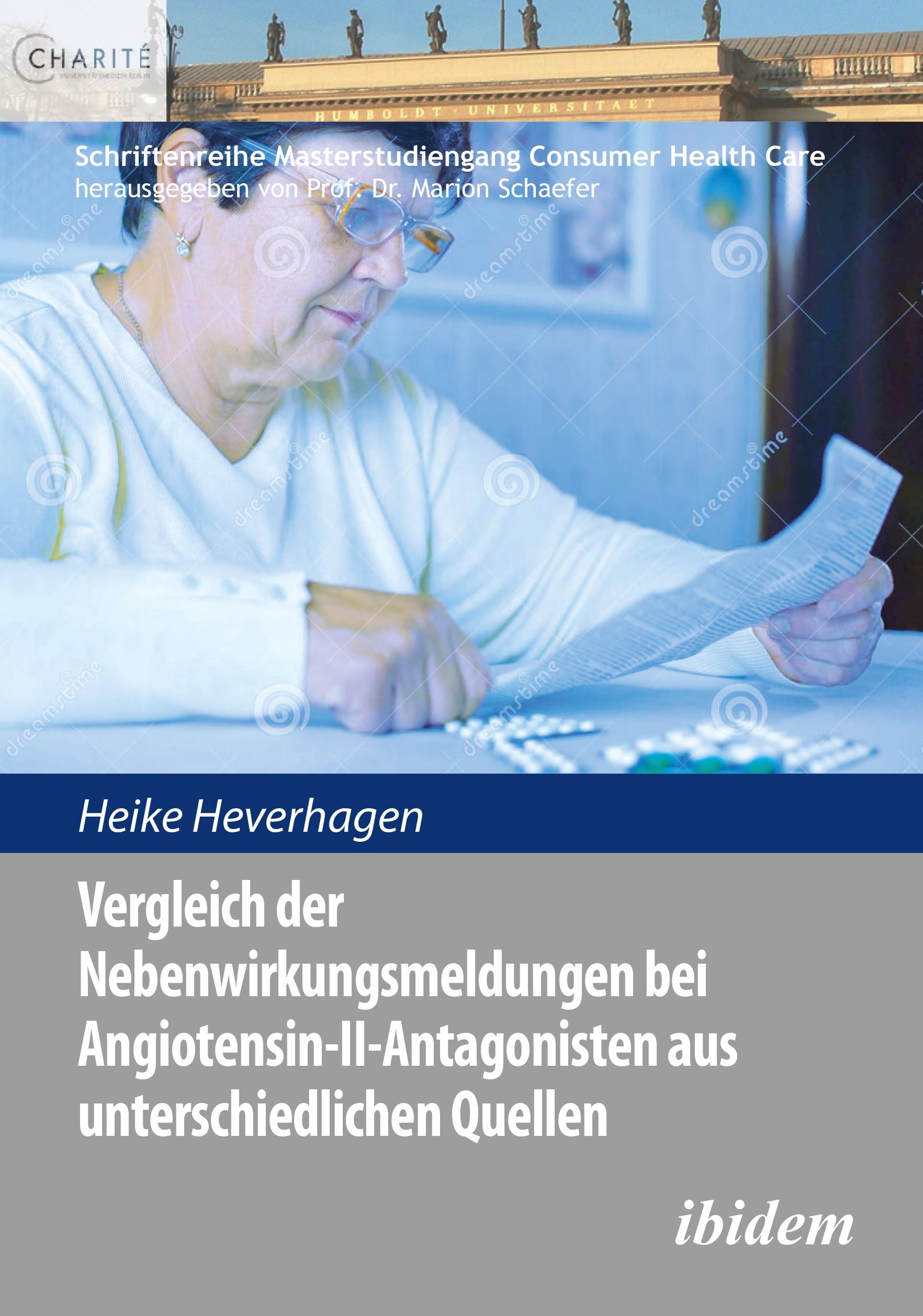 Vergleich der Nebenwirkungsmeldungen bei Angiotensin-II-Antagonisten aus unterschiedlichen Quellen