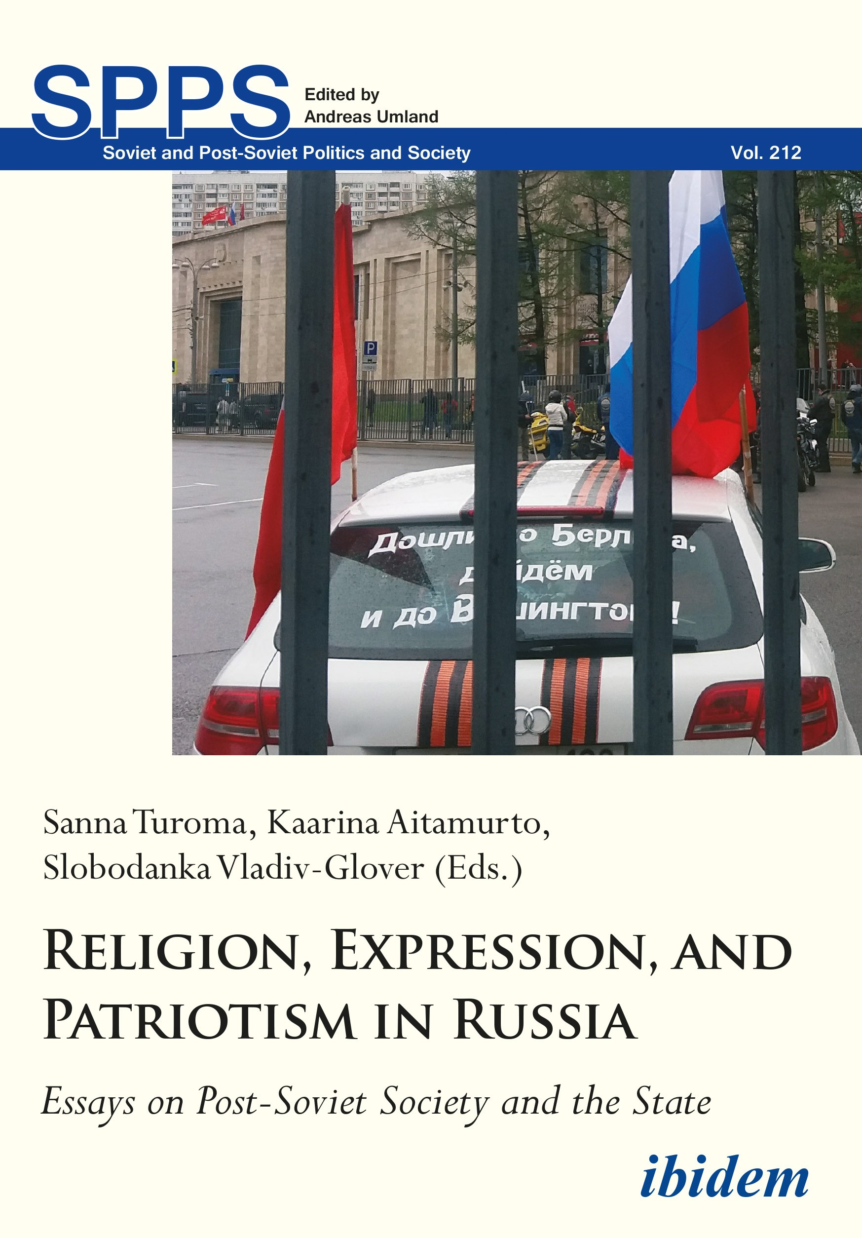Religion, Expression, and Patriotism in Russia