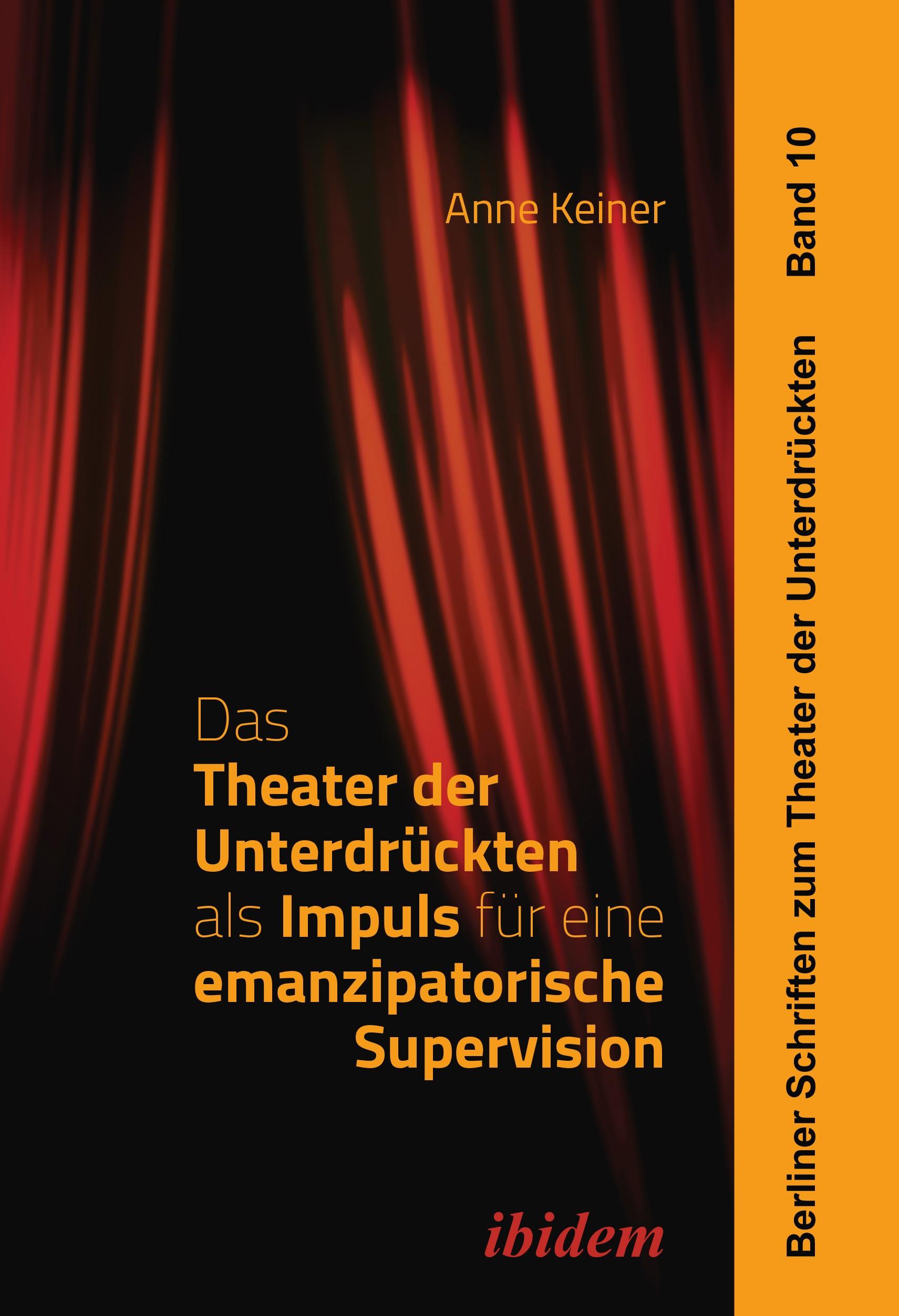 Das Theater der Unterdrückten als Impuls für eine emanzipatorische Supervision