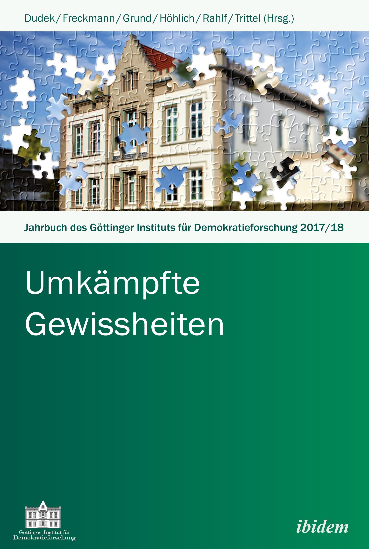 Jahrbuch des Göttinger Instituts für Demokratieforschung 2017/18