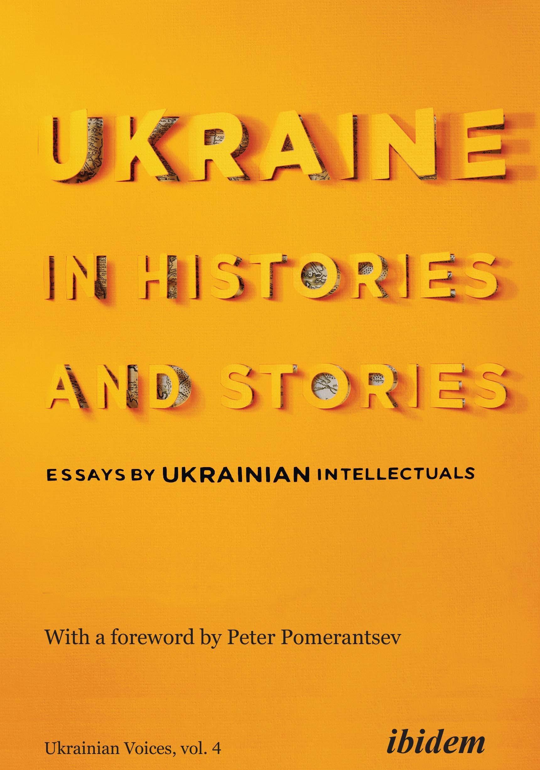 Ukraine in Histories and Stories