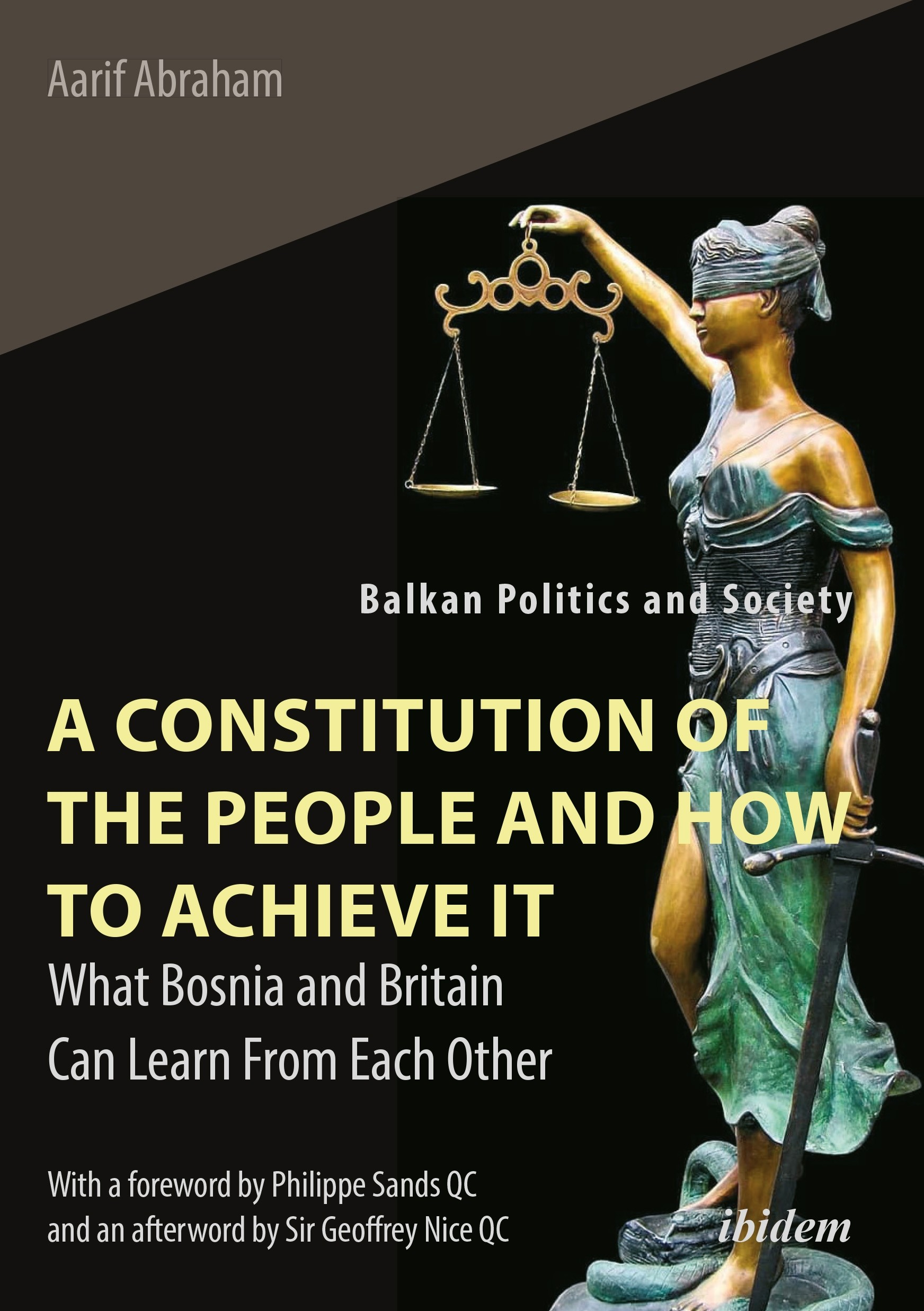 A Constitution of the People and How to Achieve It