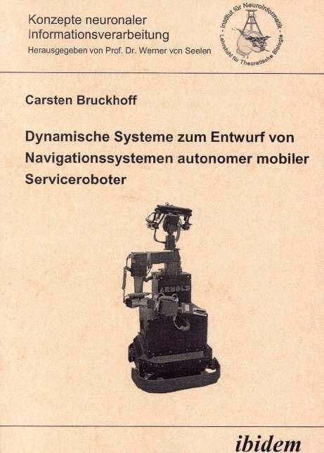 Dynamische Systeme zum Entwurf von Navigationssystemen autonomer mobiler Serviceroboter