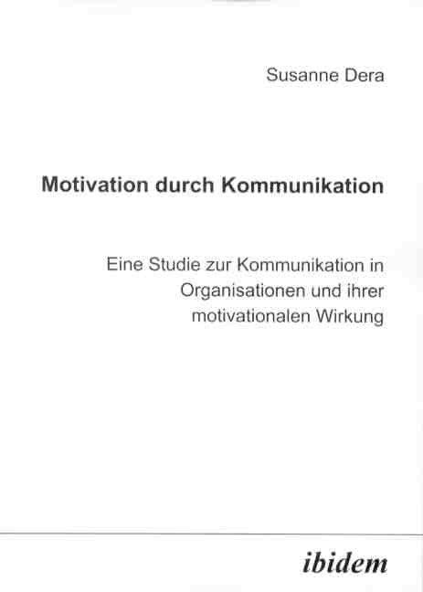 Motivation durch Kommunikation