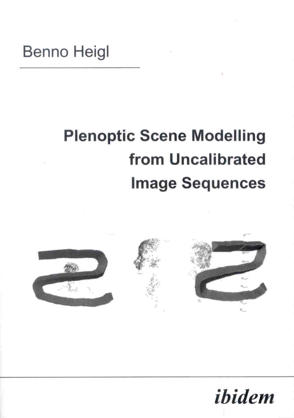 Plenoptic Scene Modelling from Uncalibrated Image Sequences
