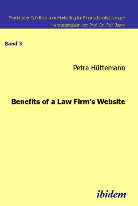 Benefits of a law firm's website