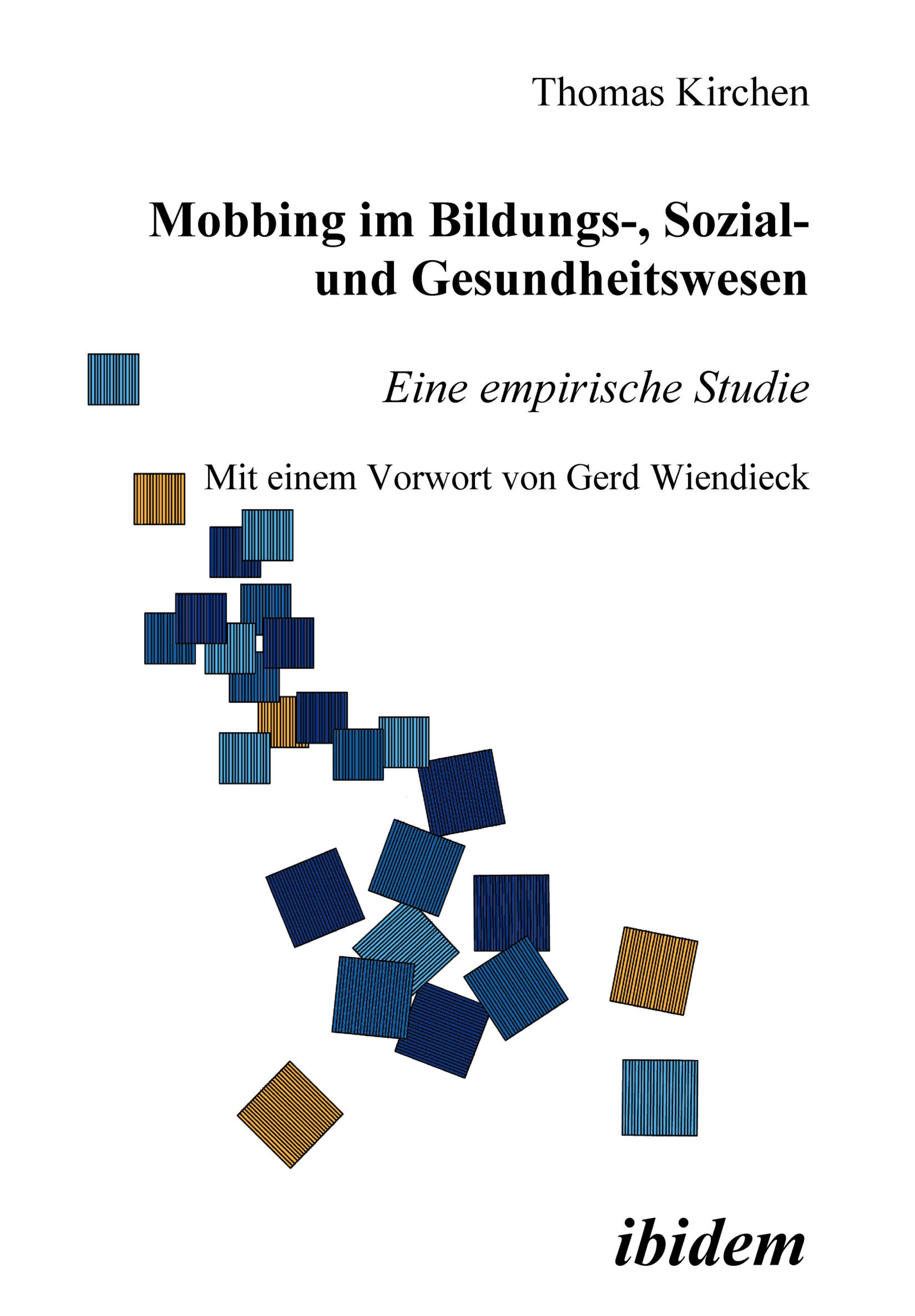 Mobbing im Bildungs-, Sozial- und Gesundheitswesen