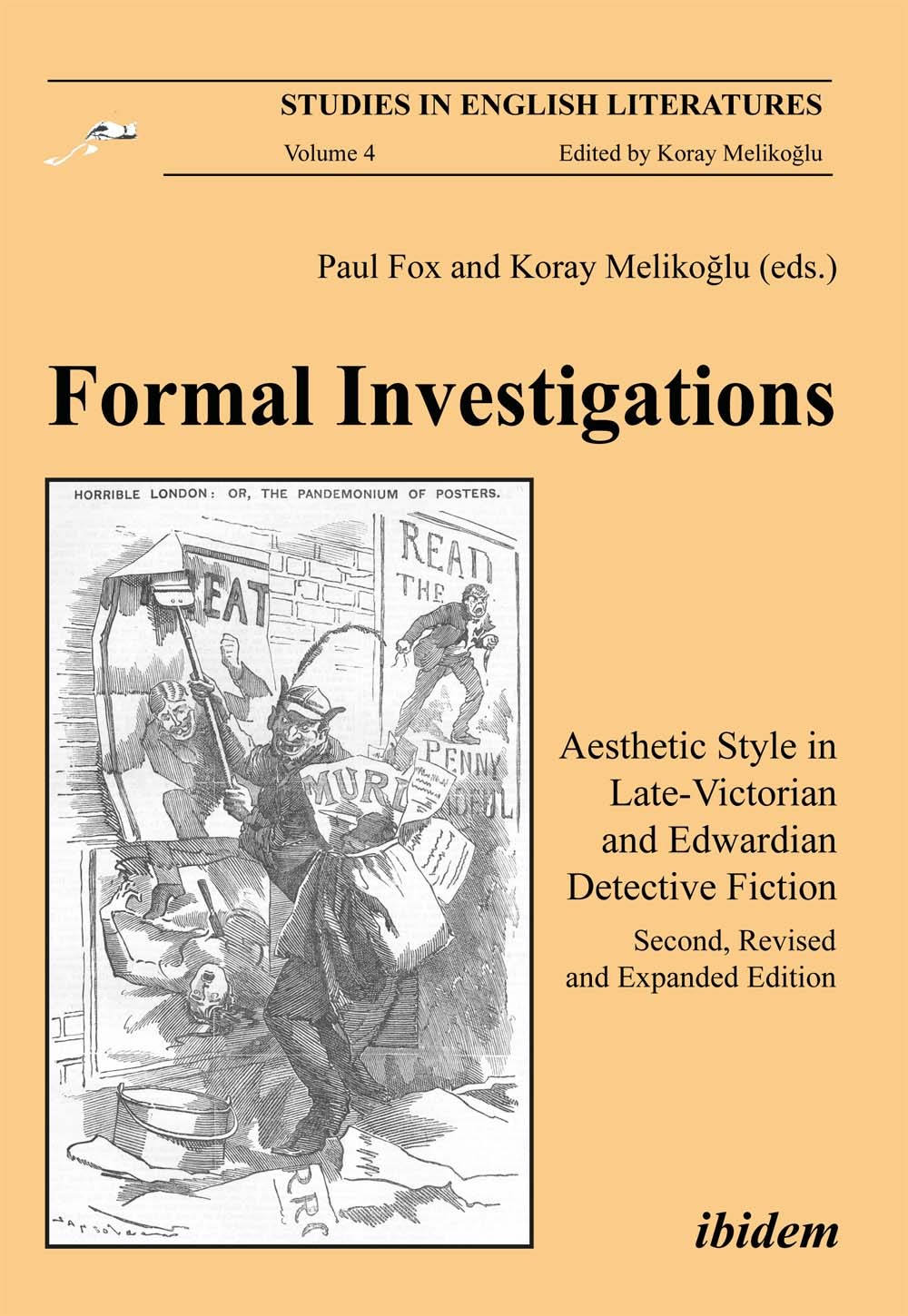 Formal Investigations: Aesthetic Style in Late-Victorian and Edwardian Detective Fiction