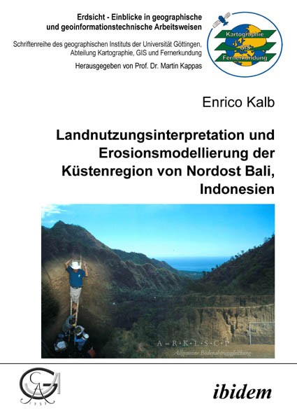 Landnutzungsinterpretation und Erosionsmodellierung der Küstenregion von Nordost Bali, Indonesien