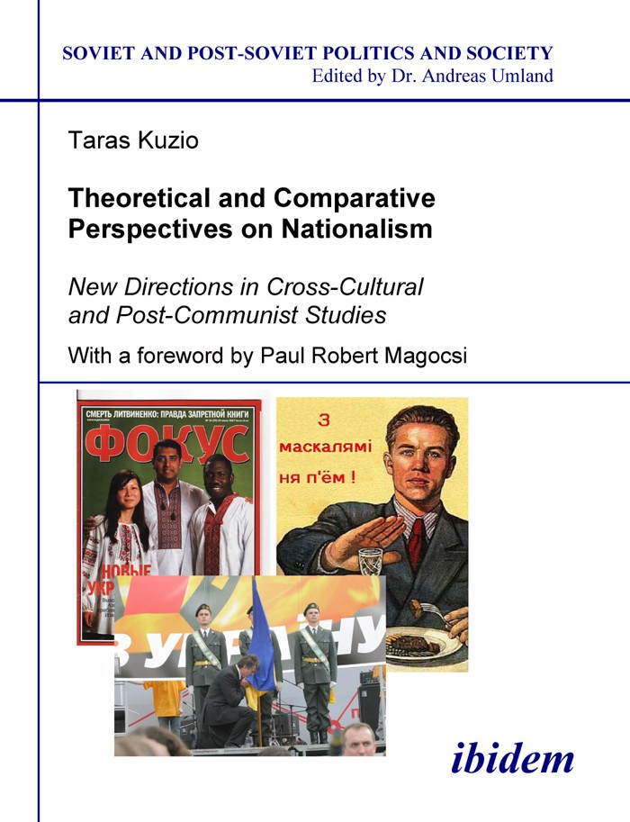 Theoretical and Comparative Perspectives on Nationalism