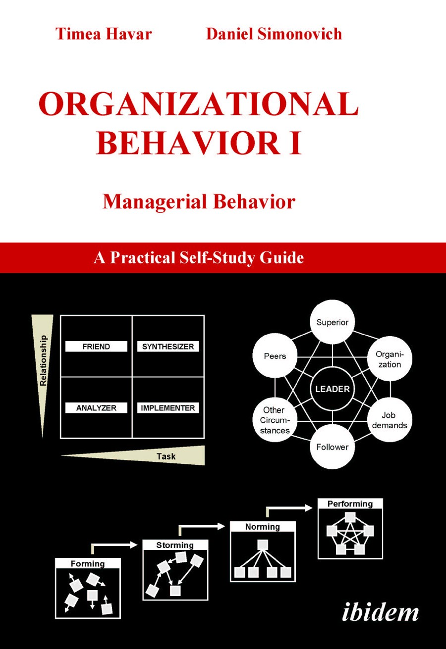 Organizational Behavior I