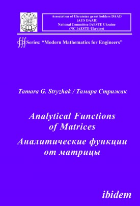 Analytical Functions of Matrices