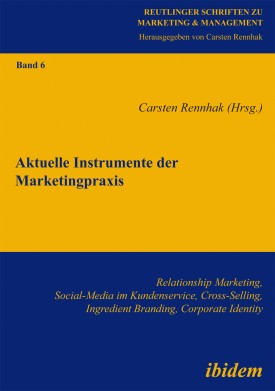 Aktuelle Instrumente der Marketingpraxis