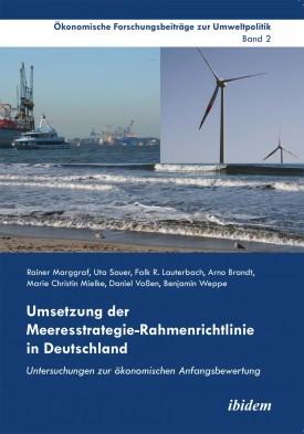 Umsetzung der Meeresstrategie-Rahmenrichtlinie in Deutschland
