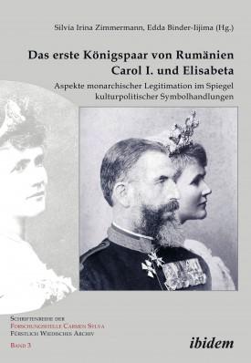 Das erste Königspaar von Rumänien Carol I. und Elisabeta