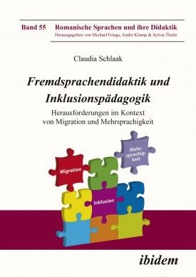 Fremdsprachendidaktik und Inklusionspädagogik.