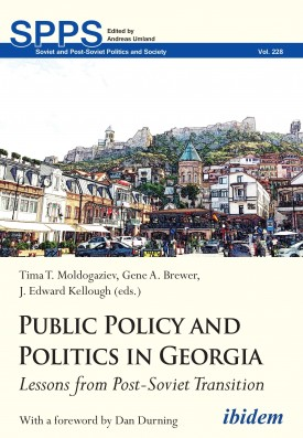 Public Policy and Politics in Georgia