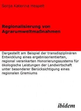Regionalisierung von Agrarumweltmassnahmen