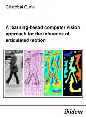 A learning-based computer vision approach for the inference of articulated motion