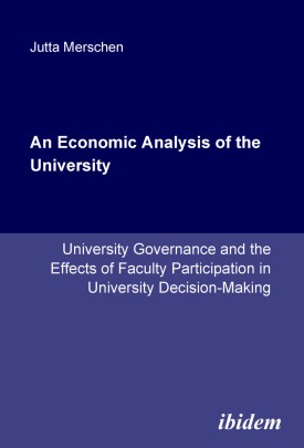 An Economic Analysis of the University