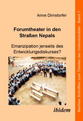 Forumtheater in den Strassen Nepals