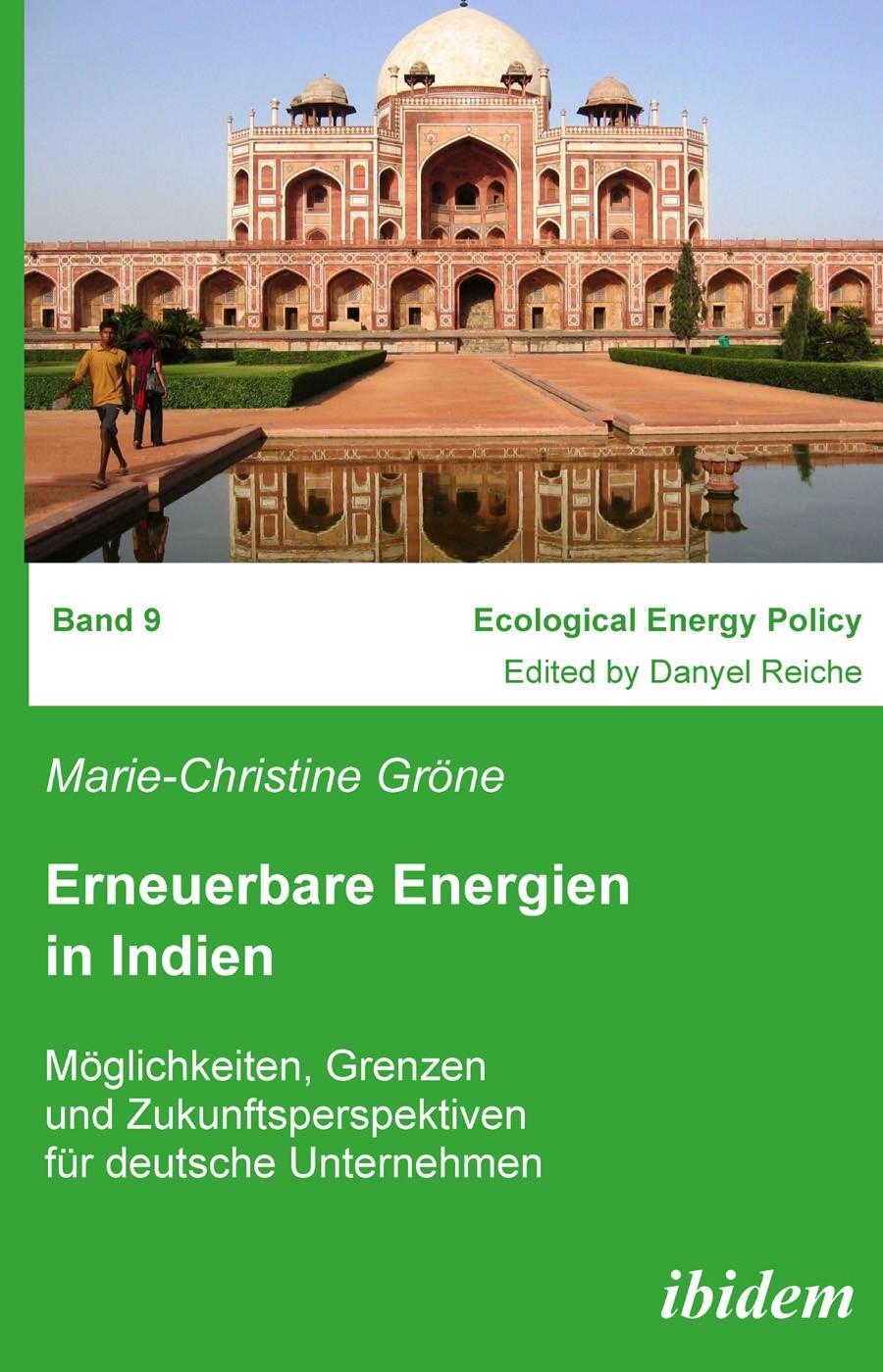 Erneuerbare Energien in Indien