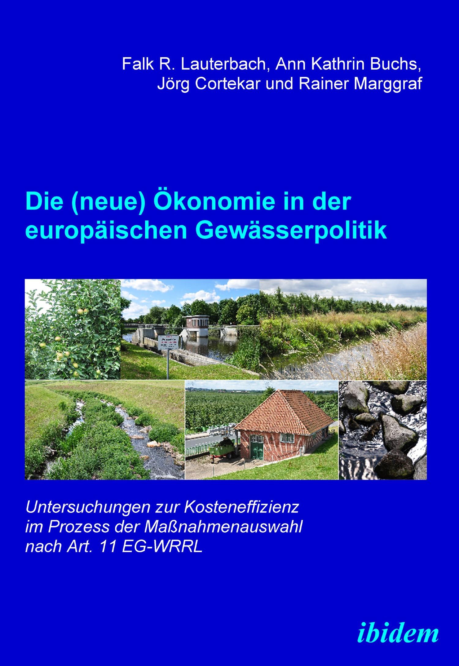 Die (neue) Ökonomie in der europäischen Gewässerpolitik