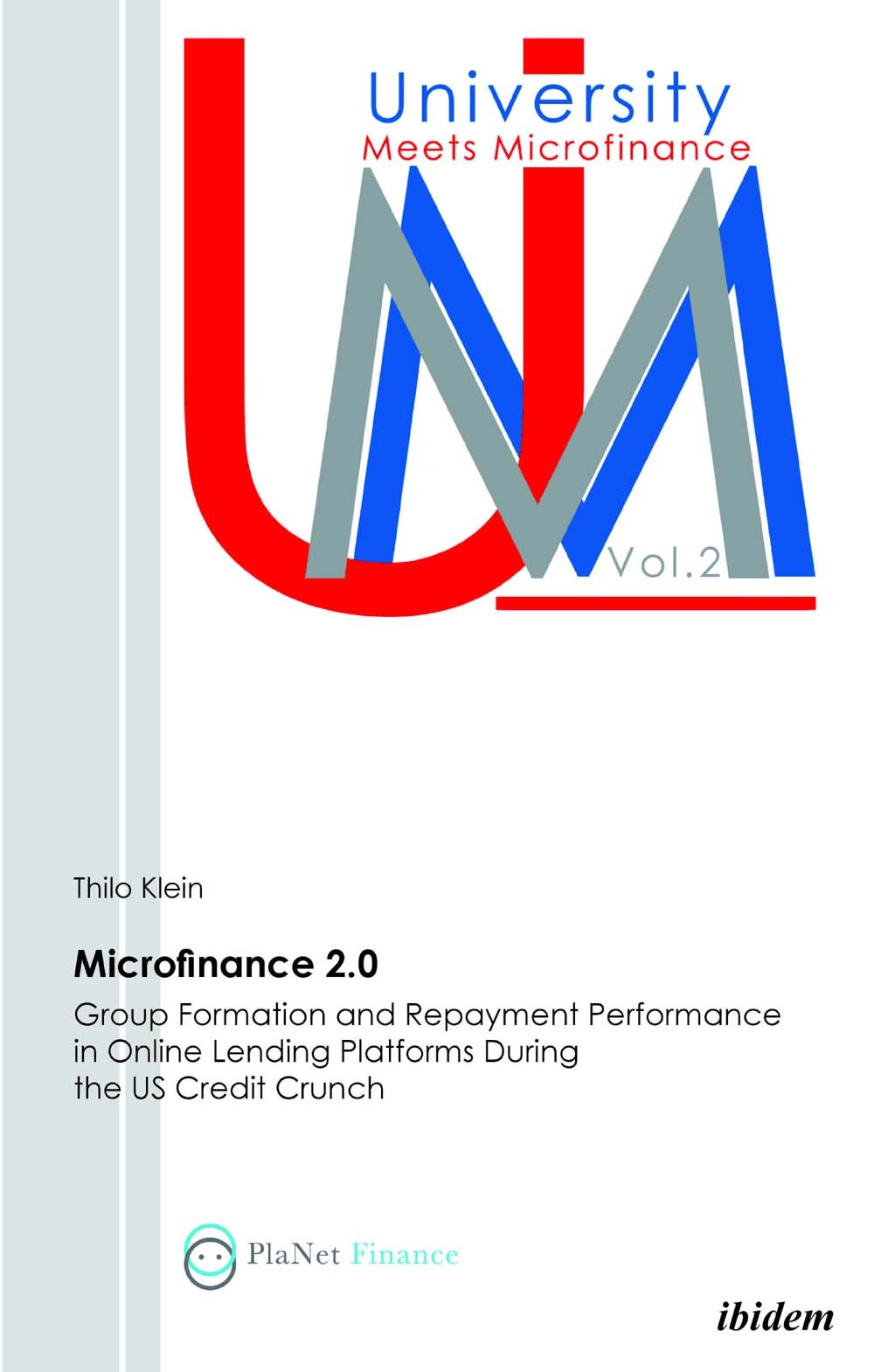 Microfinance 2.0 - Group Formation & Repayment Performance in Online Lending Platforms During the U.S. Credit Crunch