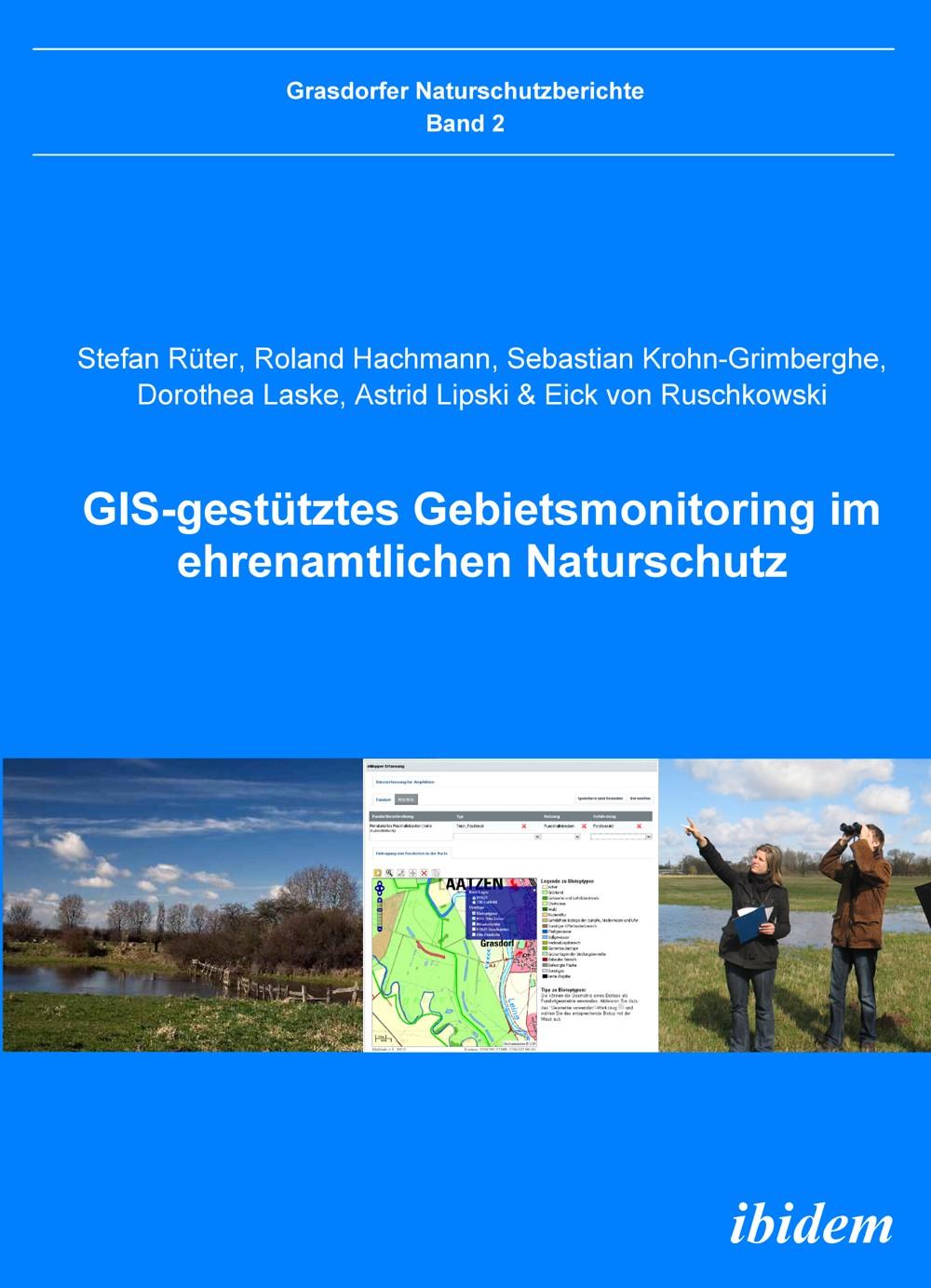 GIS-gestütztes Gebietsmonitoring im ehrenamtlichen Naturschutz