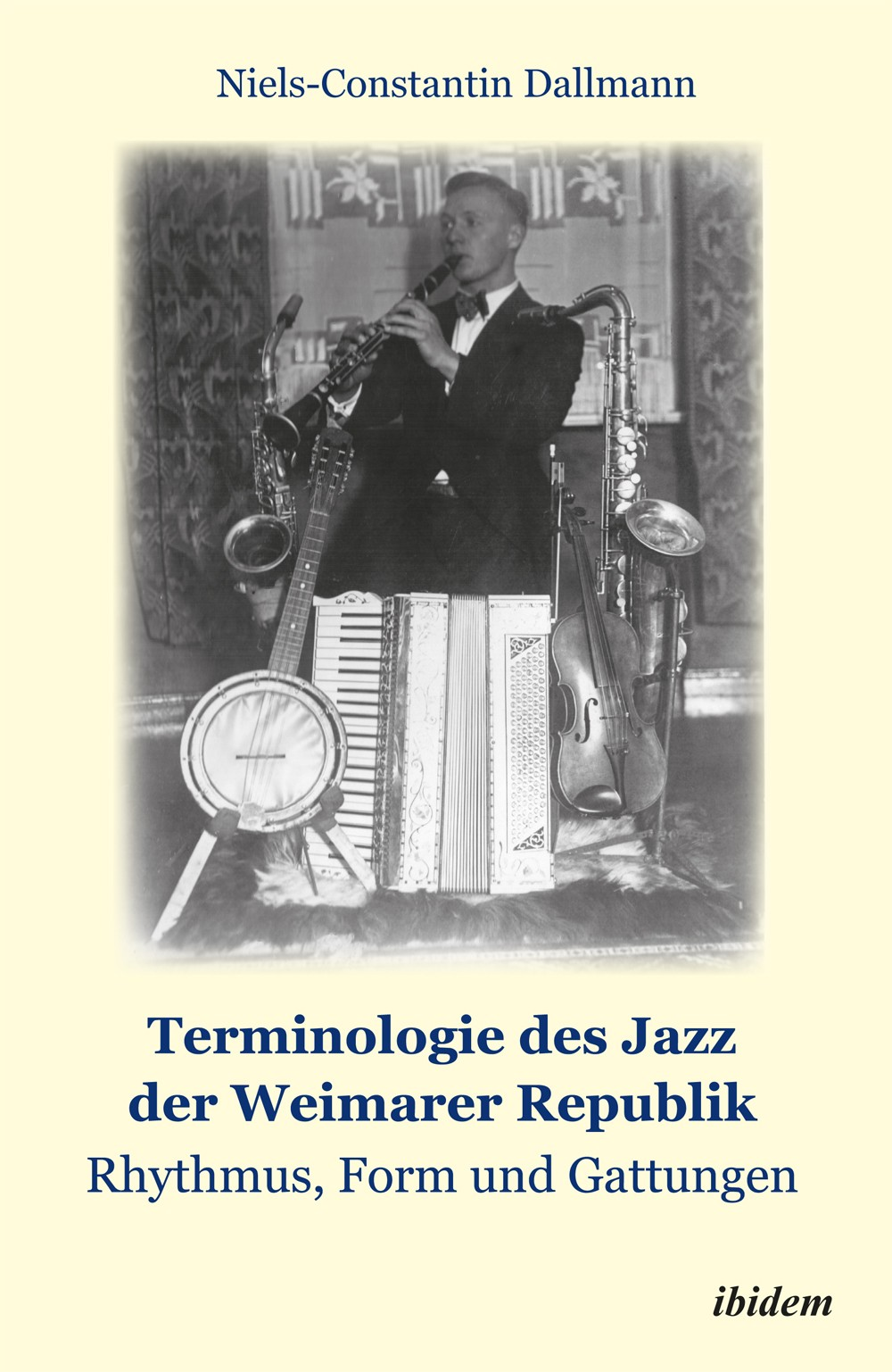 Terminologie des Jazz der Weimarer Republik: Rhythmus, Form und Gattungen