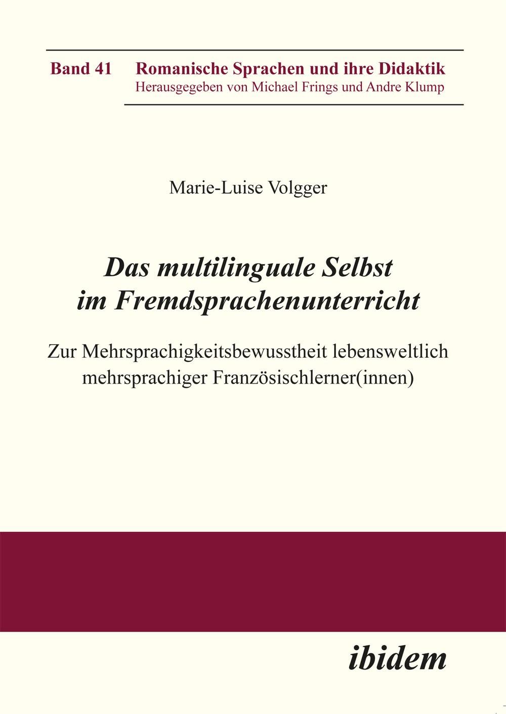Das multilinguale Selbst im Fremdsprachenunterricht