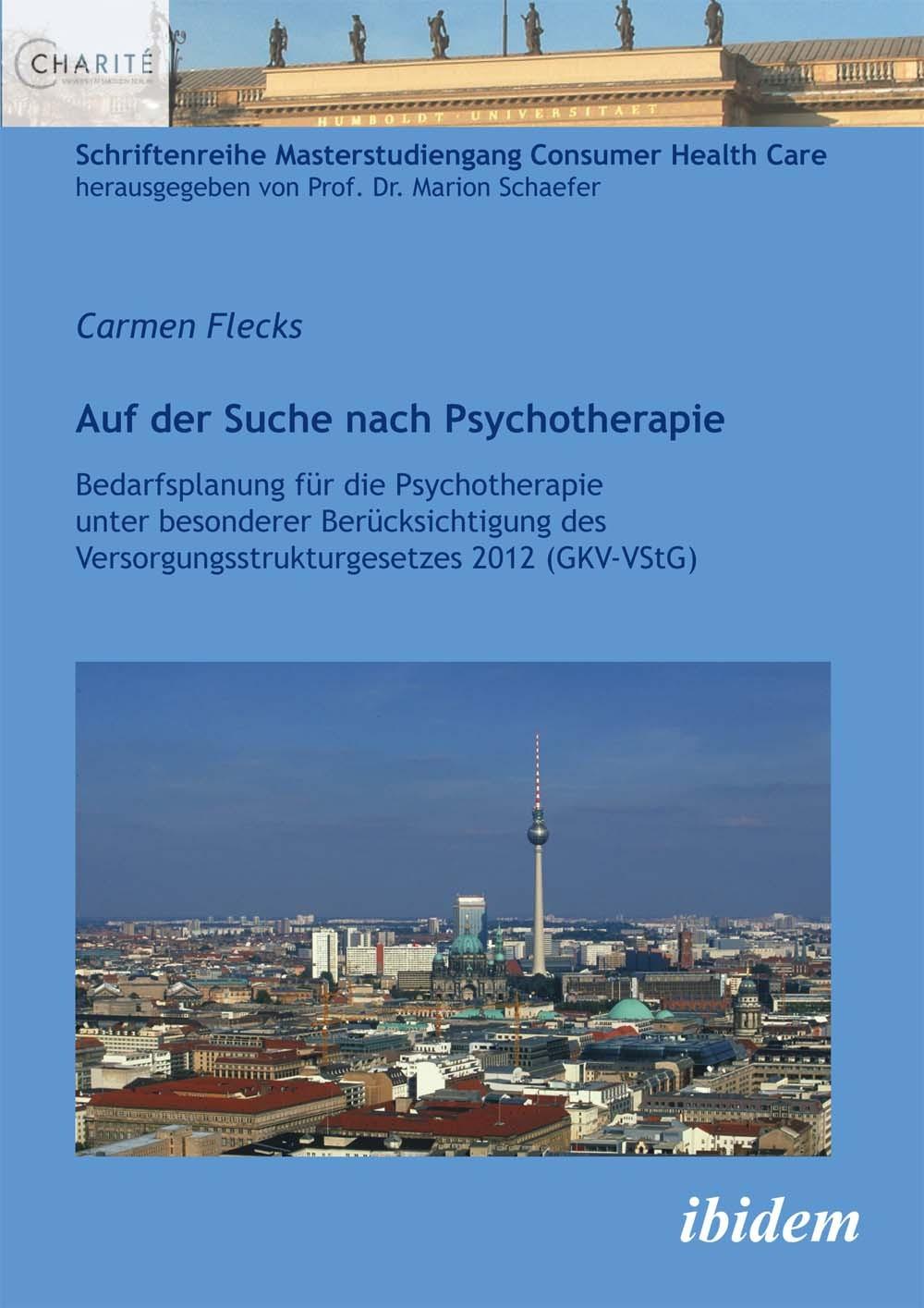 Auf der Suche nach Psychotherapie